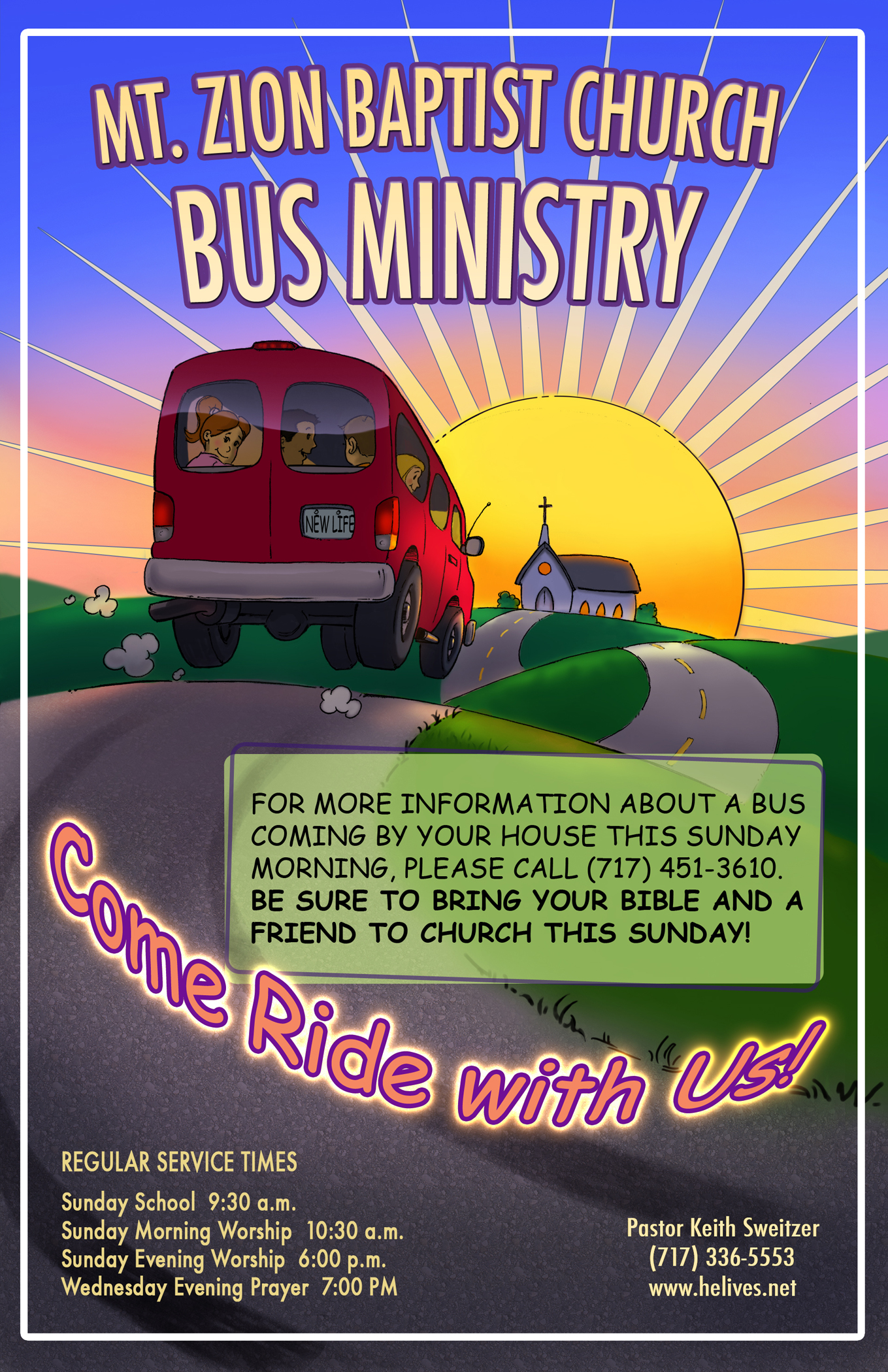 Church Bus Flyer Antaexpocoaching